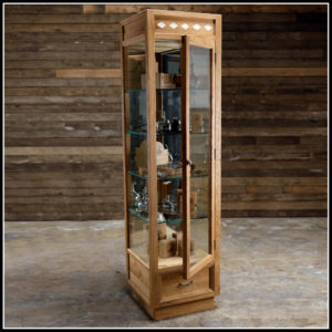 Barber Classic Natural Vitrine