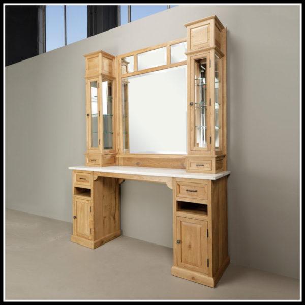 Barber furniture | Klassisches friseurmobel | salon furniture