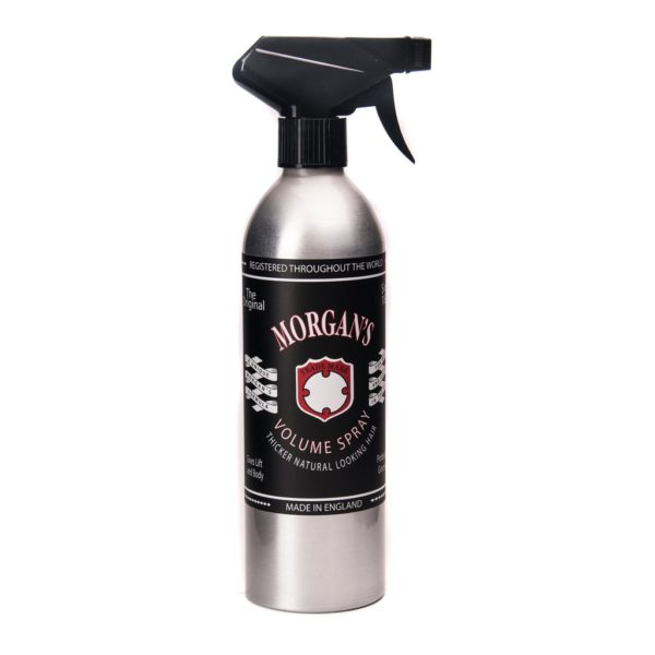 Morgan's Volume Spray 500 | Morgans Pomade | Barbersconcept