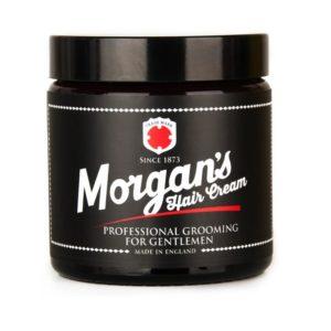 Morgan's Hair Cream | Leicht anzuwenden, für alle Haartypen, kräftigt und kontrolliert Ihr Haar. Mit unserer eigens entwickelten Duftnote von Bergamotte, Jasmin, Sandelholz und Patschuli.