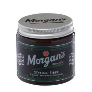 Morgan's Styling Fibre | Eine Stylingcreme für mittleren und flexiblen Halt, formt und definiert deinen Haar-Style. Eine cremige Beschaffenheit ermöglicht eine leichte Anwendung. Ideal für einen strubbeligen Look, Scheitel oder die klassische Tolle.