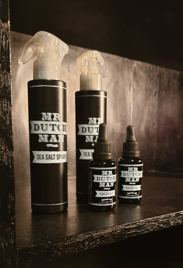Mr Dutchman Sea Salt Spray | Barbersconcept