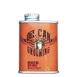 BEARD OIL IRON HORSE OIL CAN GROOMING