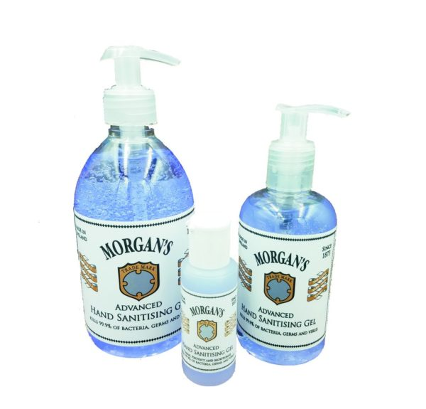 Morgans hand sanitising Gel | Corona Hilfe | Barbersconcept | Barber Corona Hilfe