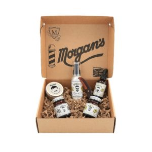 Morgan´s Moustache & Beard Gift Box
