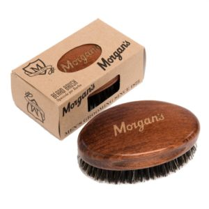 Morgan's Beard Brush | Barbersconcept |Holz-Bartbürste aus Italien.