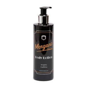 Morgan's Body Lotion | Leichte Formel, die schnell einzieht und nicht fettet. Mit Vitamin B5 und Arganöl für eine intensive Hautversorgung, die Ihre Haut herrlich glatt und strahlend gesund aussehen lässt. Zieht sofort ein - kein lästige nachfetten