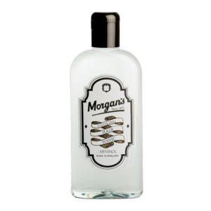 Morgan's Cooling Hair Tonic | Kühlt und beruhigt juckende und schuppige Kopfhaut. Mit UV-Filtern und Panthenol, verleiht dem Haar Feuchtigkeit und Textur. Angereichert mit Extrakten von Quassia, Nesselblüte und Rosmarin.