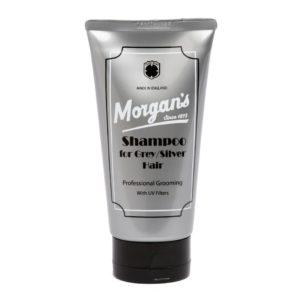 Morgan's Shampoo for Grey/Silver Hair bringt wieder Leben in graues oder silbernes Haar. Unsere aufhellende Formel reduziert die Stumpfheit und lässt Ihr Haar strahlend und glänzend aussehen.